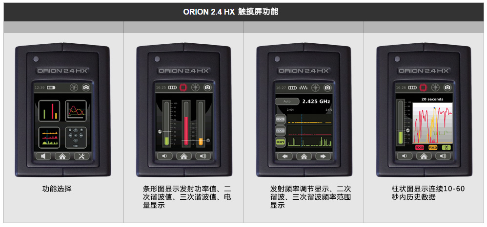 ORION 2.4 非线性接点探测器4